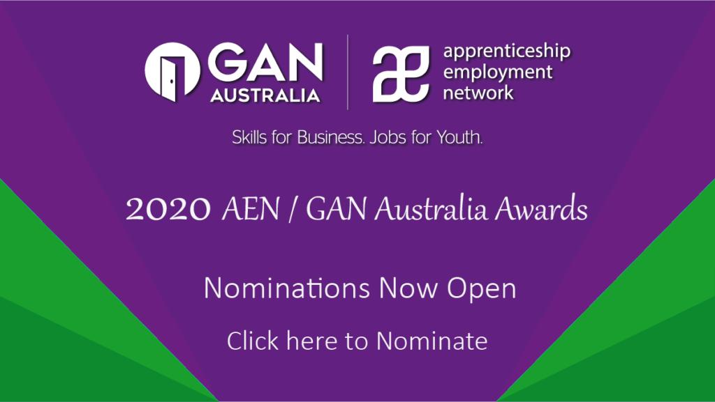 2020 AEN/GAN Australia Awards