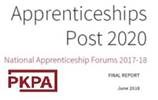 Apprenticeships Post 2020