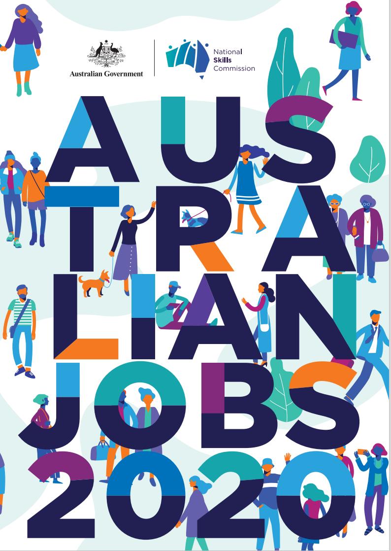 Aust Jobs 2020 2