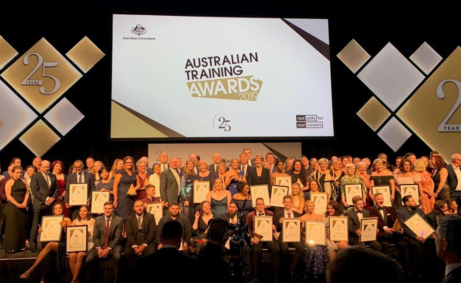 Australian Training Awards Winners 19
