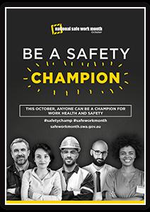 Be a Safe Champion