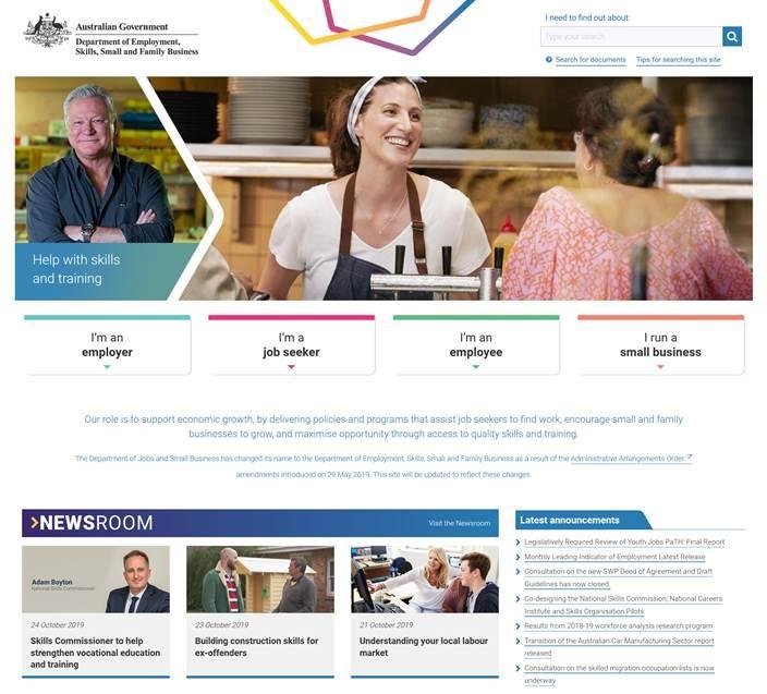 Commonwealth Website