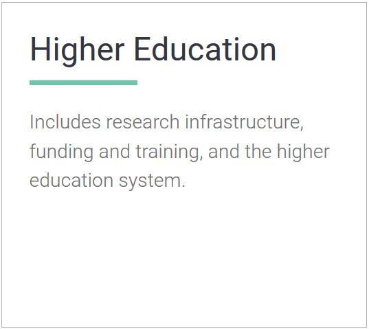 DESE - Higher Education