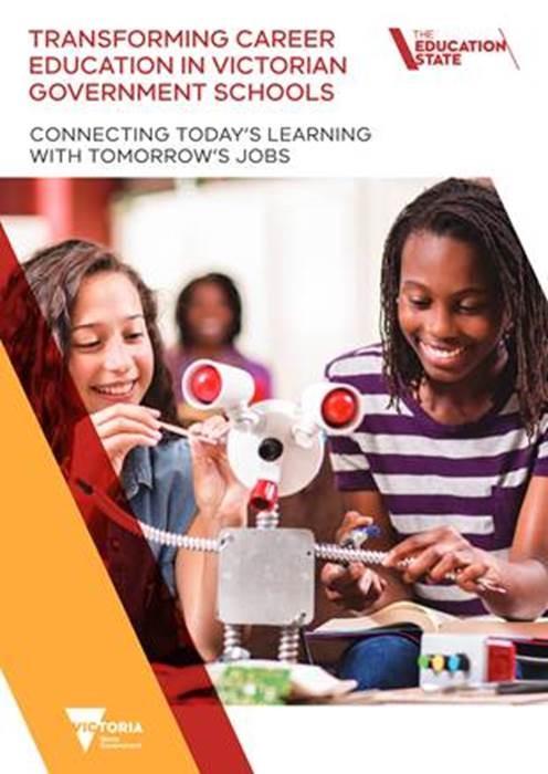 DET Transforming Career Ed in Vic Gov Schools