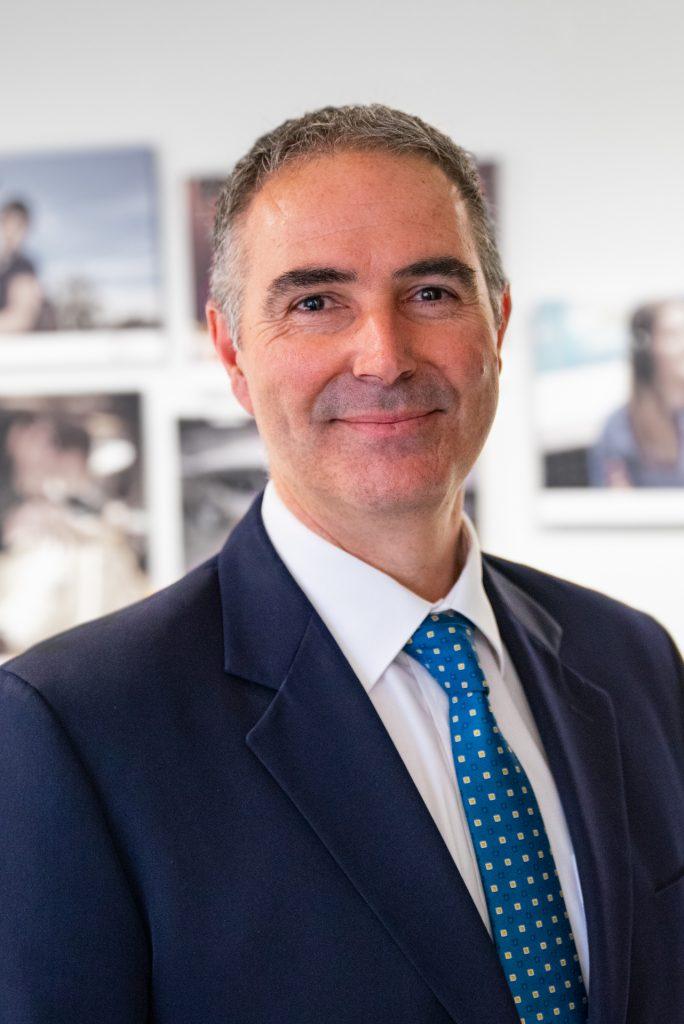 Dean Luciani, AEN Chair