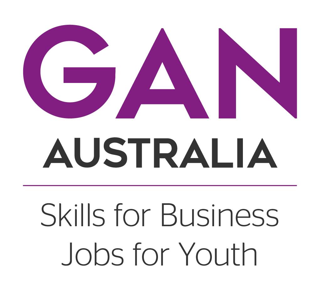 GAN Australia Logo Landscape