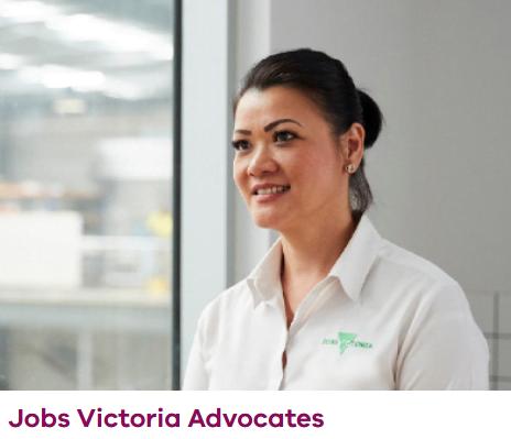Jobs Victoria Advocates