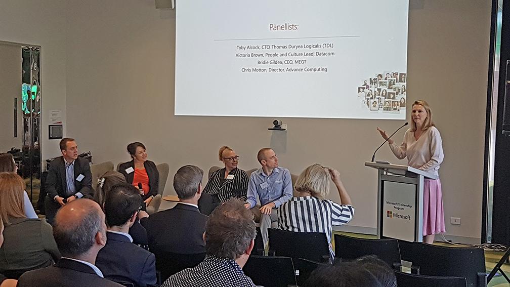 MEGT, RMIT & Microsoft Launch