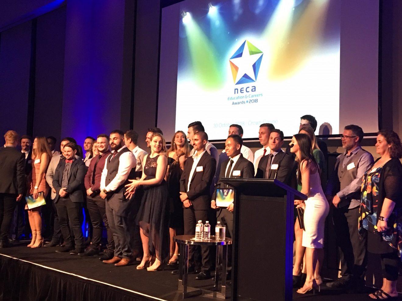 NECA Awards - 2018