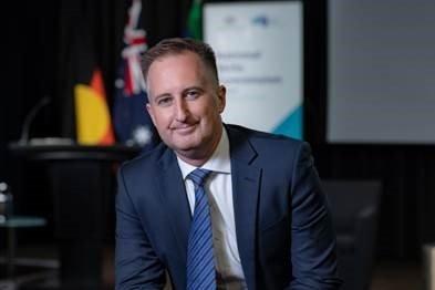 National Skills Commissioner Adam Boyton