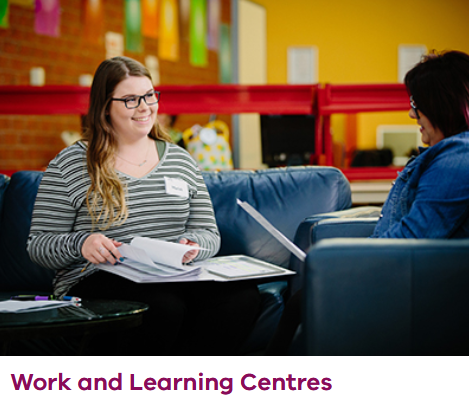 Work and Learning Centres