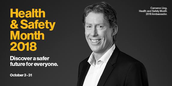Worksafe Safety Month 2018