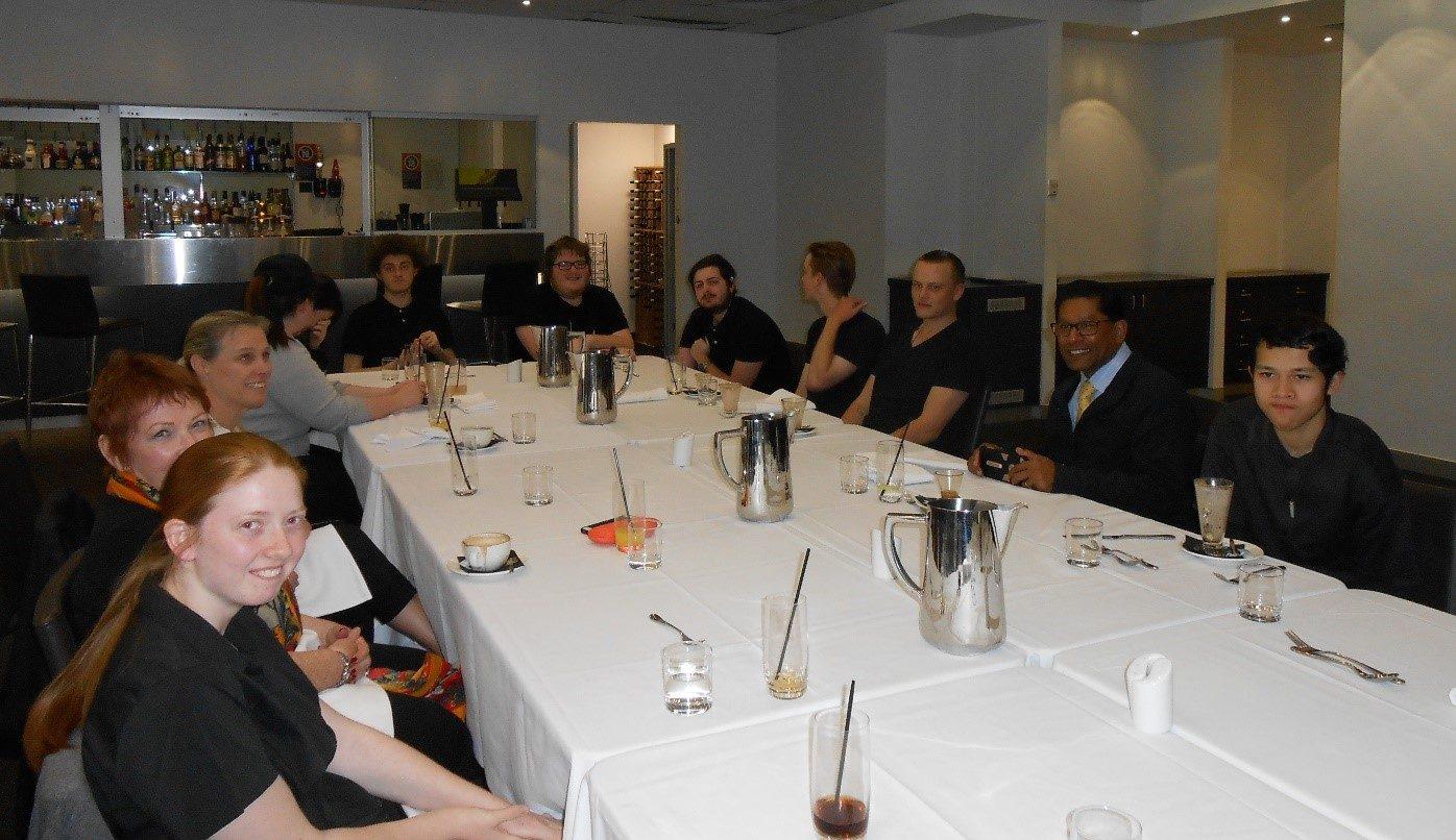 ATEL TAFENSW Hospitality MIP Participants