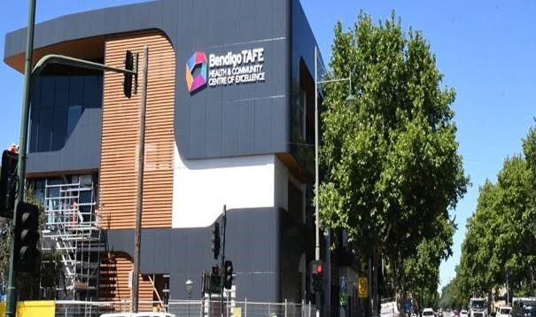 bendigo-tafe-healthcare-training-facility
