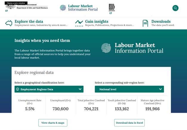 labour-market-information-portal