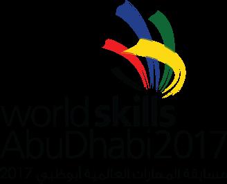 WorldSkills AbuDhabi 2017 Logo