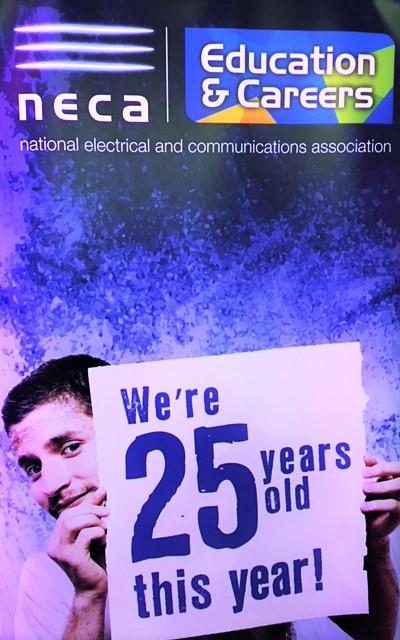 neca-25-years